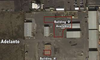 Warehouse for Rent located at 75 Paseo Adelanto Perris, CA 92570