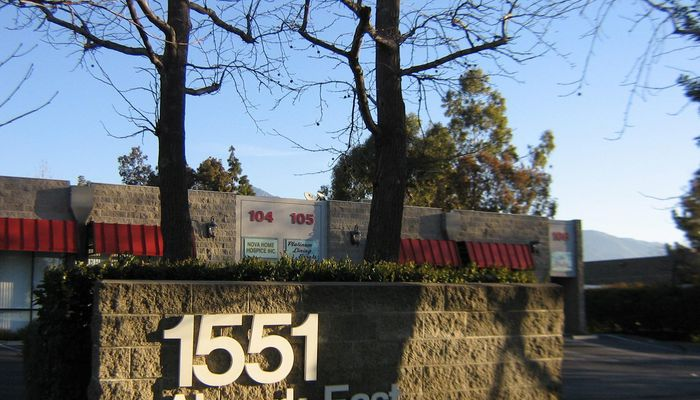 Warehouse for Lease located at 1551 West 13th Street Upland, CA 91786
