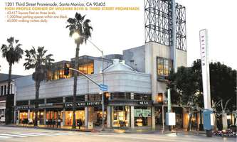 Office Space for Rent located at 1201 3rd Street Promenade Santa Monica, CA 90401