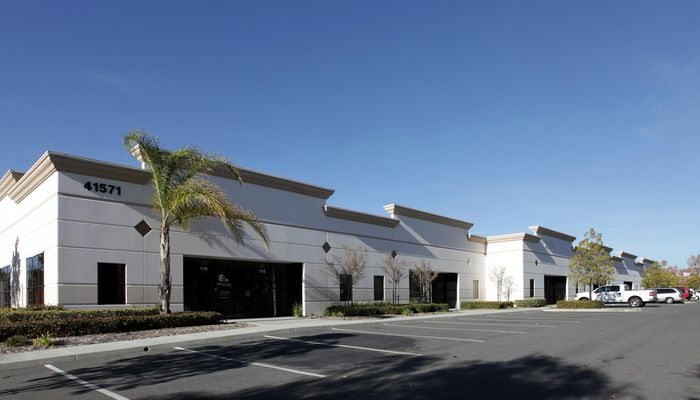Warehouse for Lease located at 26398 Deere Court Murrieta, CA 92562