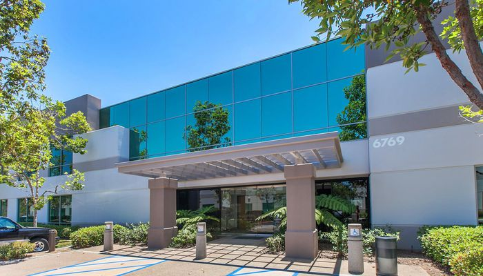 Lab Space for Lease located at 6769 Mesa Ridge Road San Diego, CA 92121