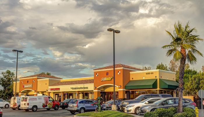 Retail Space for Rent at 1000-1088 E Bastanchury Road Fullerton, CA 92835 - #2