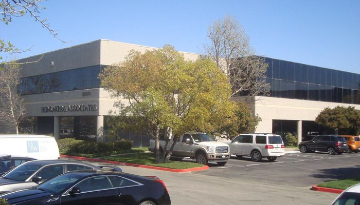 Warehouse for Lease located at 26074 Avenue Hall Valencia, CA 91355