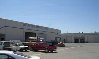 Warehouse for Rent located at 16666 Smoketree St. Hesperia, CA 92345