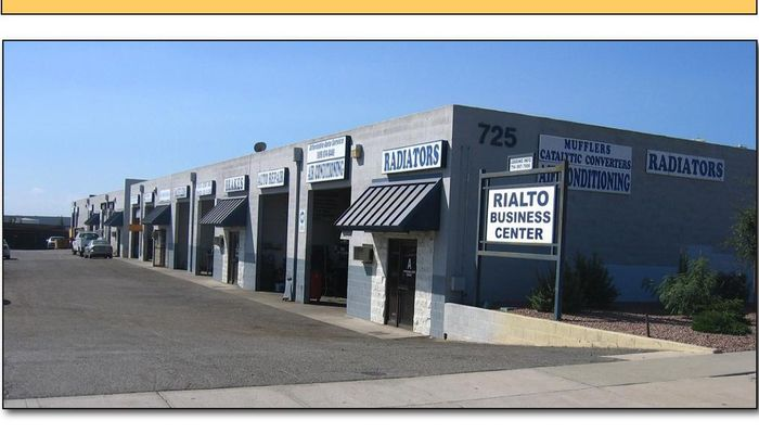 Warehouse for Lease located at 725-785 W. Rialto Ave Rialto, CA 92376