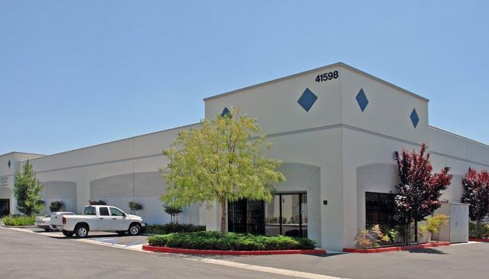 Warehouse for Lease located at 41598 Eastman Dr Murrieta, CA 92562
