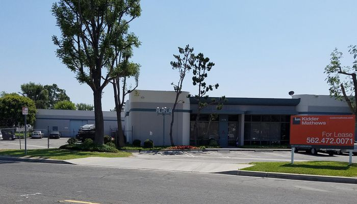 Warehouse for Lease located at 1176 Sandhill Avenue Carson, CA 90746
