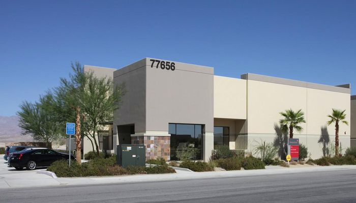 Warehouse for Lease located at 77656 Flora Rd Palm Desert, CA 92211
