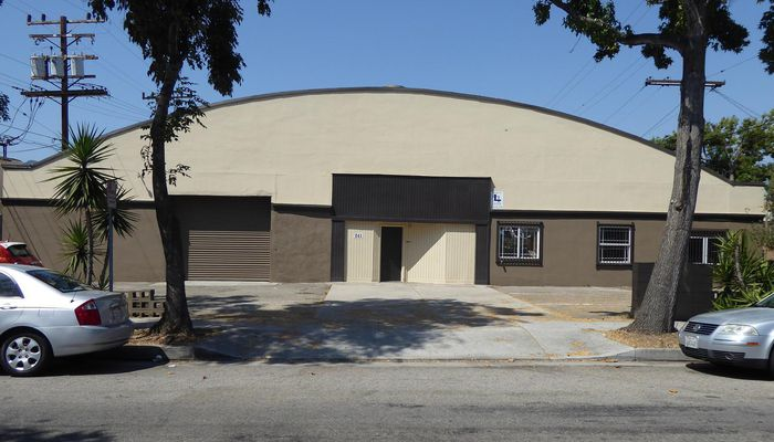 Warehouse for Lease located at 241 N. Concord Street Glendale, CA 91203