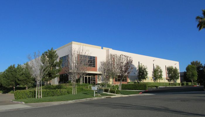 Warehouse for Lease located at 675 Endeavor Brea, CA 92821