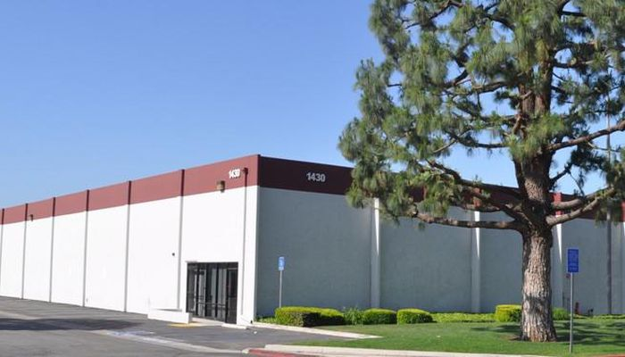 Warehouse for Lease located at 1430 E Walnut Ave Fullerton, CA 92831
