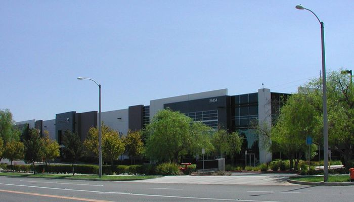 Warehouse for Lease located at 28454 Livingston Ave Valencia, CA 91355