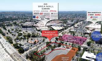 Retail Space for Rent located at 190 State College Boulevard Brea, CA 92821