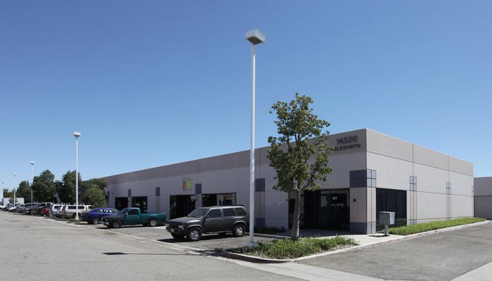 Warehouse for Lease located at 14320 Elsworth St Moreno Valley, CA 92553