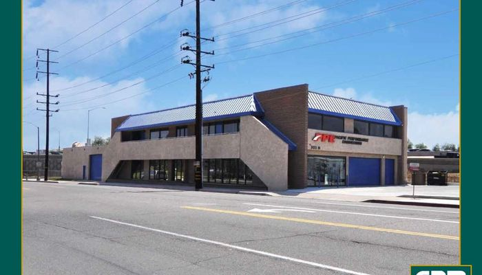 Warehouse for Lease located at 303 N. Placentia Ave. Fullerton, CA 92831