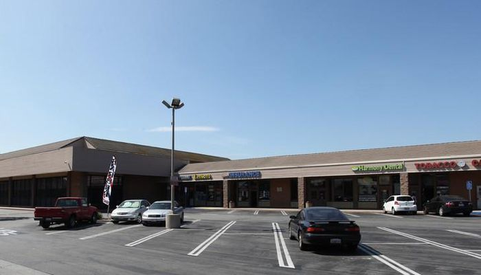 Retail Space for Rent at 1021 - 1059 N State College Blvd Anaheim, CA 92806 - #2