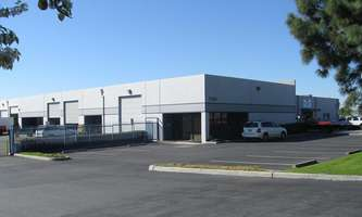 Warehouse for Rent located at 5139 Brooks Street, Unit A Montclair, CA 91763