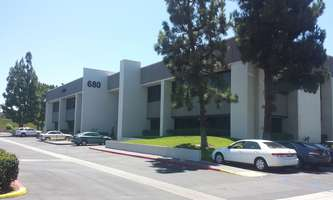 Retail Space for Rent located at 680 Langsdorf Drive Fullerton, CA 92831
