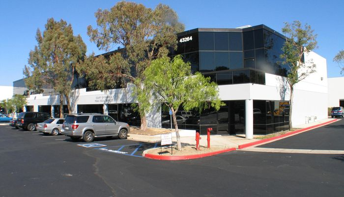 Warehouse for Lease located at 43218-43280 Business Park Dr Temecula, CA 92590