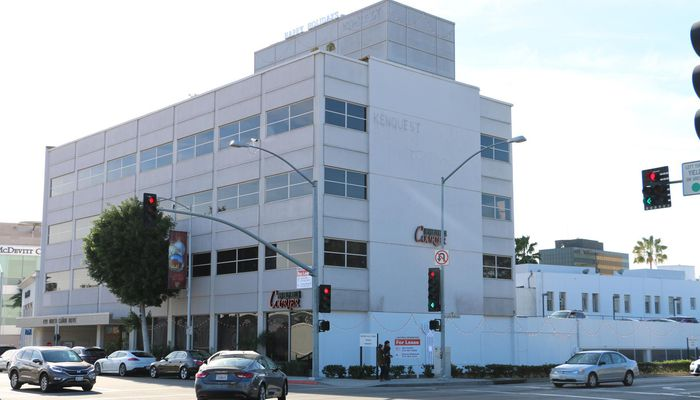 Office Space for Lease located at 499 N. Canon Dr. Beverly Hills, CA 90210