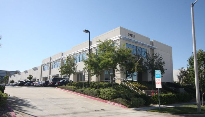 Warehouse for Lease located at 29033 Avenue Sherman Valencia, CA 91355
