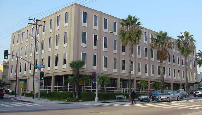 Office Space for Lease located at 2901 Wilshire Blvd. Santa Monica, CA 90403