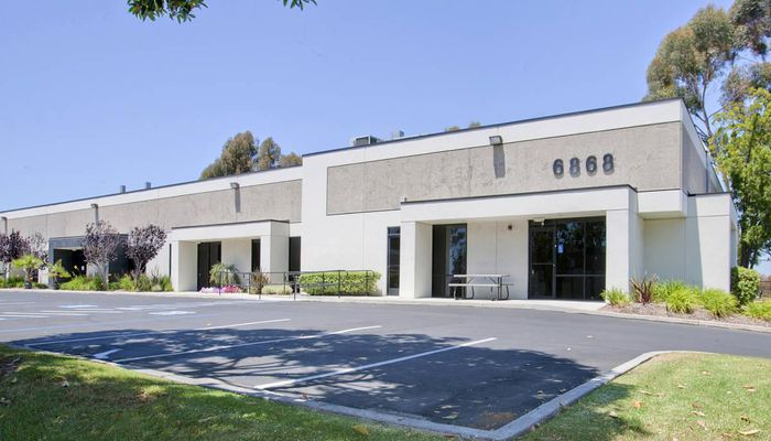 Lab Space for Rent at 6868 Nancy Ridge Dr San Diego, CA 92121 - #1