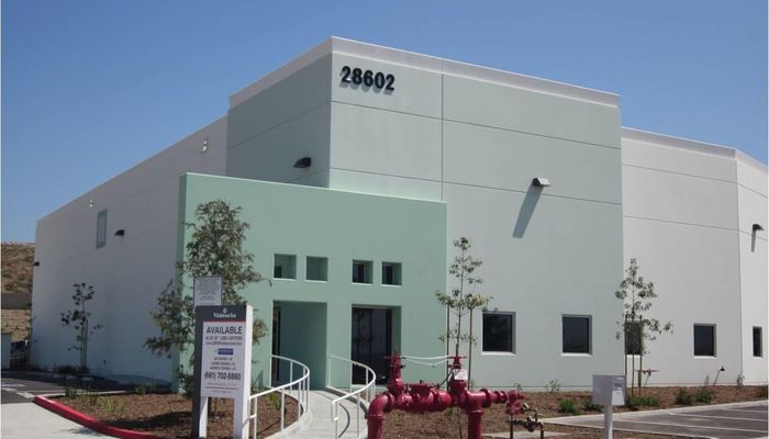 Warehouse for Lease located at 28608 Hasley Canyon Road Valencia, CA 91355