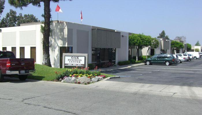 Warehouse for Lease located at 351-371 Oak Place Brea, CA 92821