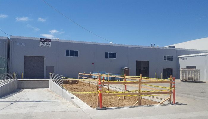 Warehouse for Lease located at 1506 W. 228th Street Torrance, CA 90501