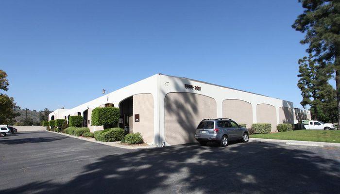 Warehouse for Lease located at 2533-2611 Pomona Blvd Pomona, CA 91768