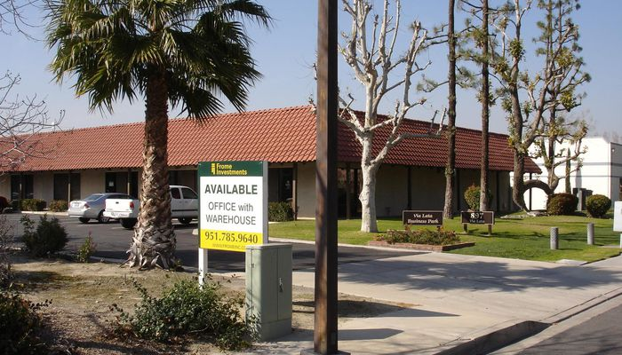 Warehouse for Lease located at 897 Via Lata Colton, CA 92324