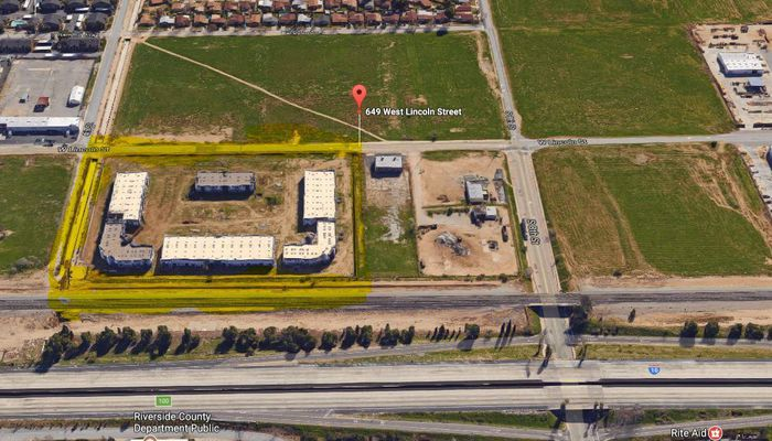 Warehouse for Rent at 649 W Lincoln St Banning, CA 92220 - #2
