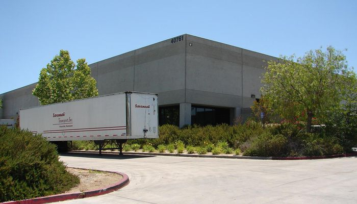 Warehouse for Lease located at 40761 County Center Dr. Temecula, CA 92591