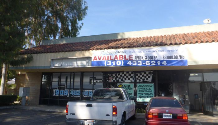 Warehouse for Lease located at 5436 E. Holt Blvd Montclair, CA 91763