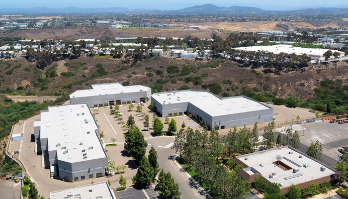 Lab Space for Lease located at 6490, 6496, 6495 Marindustry Place San Diego, CA 92121