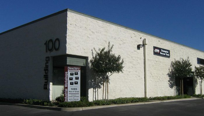 Warehouse for Rent at 1495 W. 9th Street Upland, CA 91786 - #1