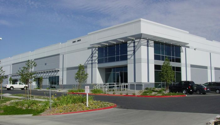 Warehouse for Lease located at 25601- 25625 Hercules Street Valencia, CA 91355