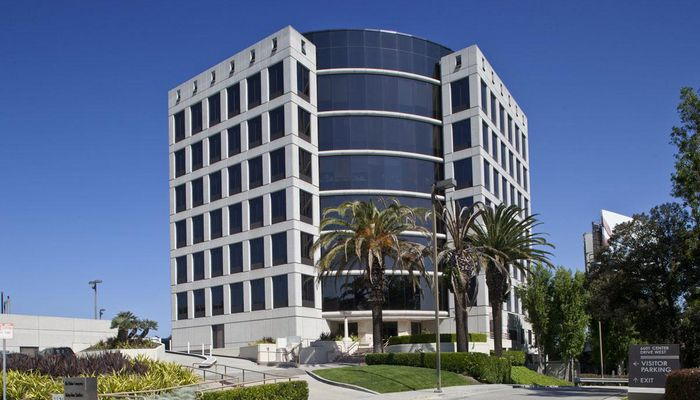 Office Space for Lease located at 6601 Center Dr. W. Los Angeles, CA 90045