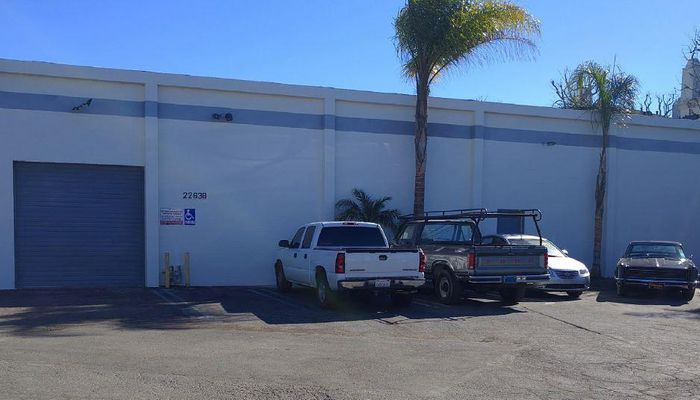Warehouse for Lease located at 22638 Normandie Avenue Torrance, CA 90502