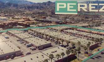 Warehouse for Rent located at 68703 Perez Road Cathedral City, CA 92234