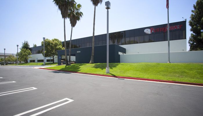 Warehouse for Lease located at 2830 Orbiter Street Brea, CA 92821