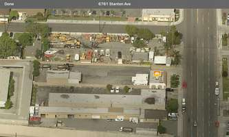 Retail Space for Rent located at 6761 Stanton Avenue Buena Park, CA 90621