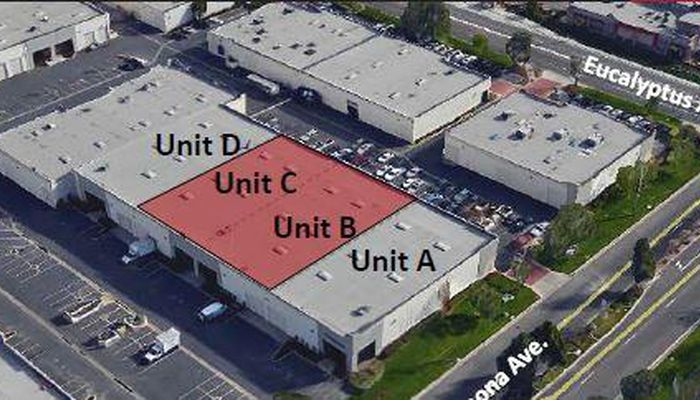 Warehouse for Lease located at 14455 Ramona Avenue Chino, CA 91710