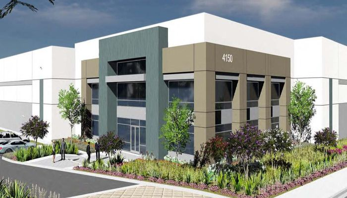 Warehouse for Lease located at 4150 N. Palm Street Fullerton, CA 92835