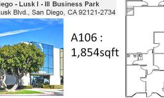 Lab Space for Rent located at 6160 Lusk Blvd San Diego, CA 92121