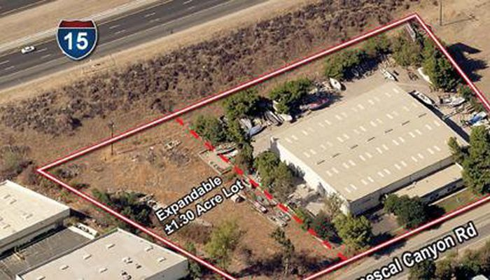 Warehouse for Lease located at 23125 Temescal Canyon Road Corona, CA 92883