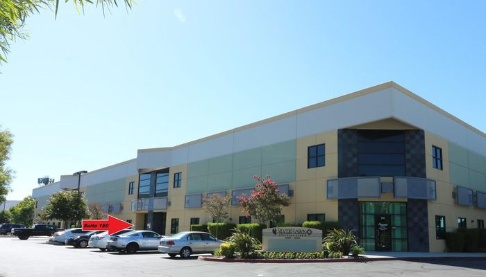 Warehouse for Lease located at 38444 Sky Canyon Dr Murrieta, CA 92563