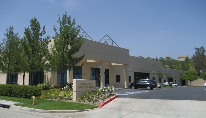 Warehouse for Lease located at 28303-28319 W. Industry Drive Valencia, CA 91355
