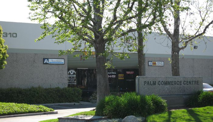 Warehouse for Lease located at 310-380 N. Palm Street Brea, CA 92821